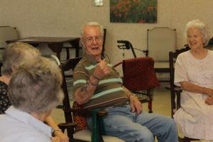 Kearney Retirement Living Activities