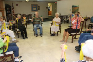 Kearney Retirement Living Activities
