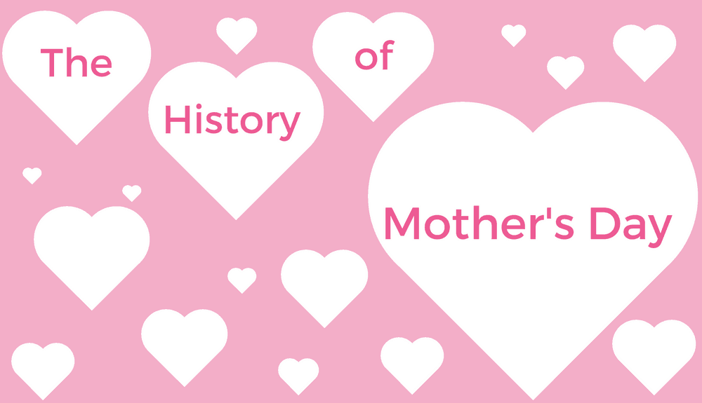 History of Mother's Day – Westbrook Care Center
